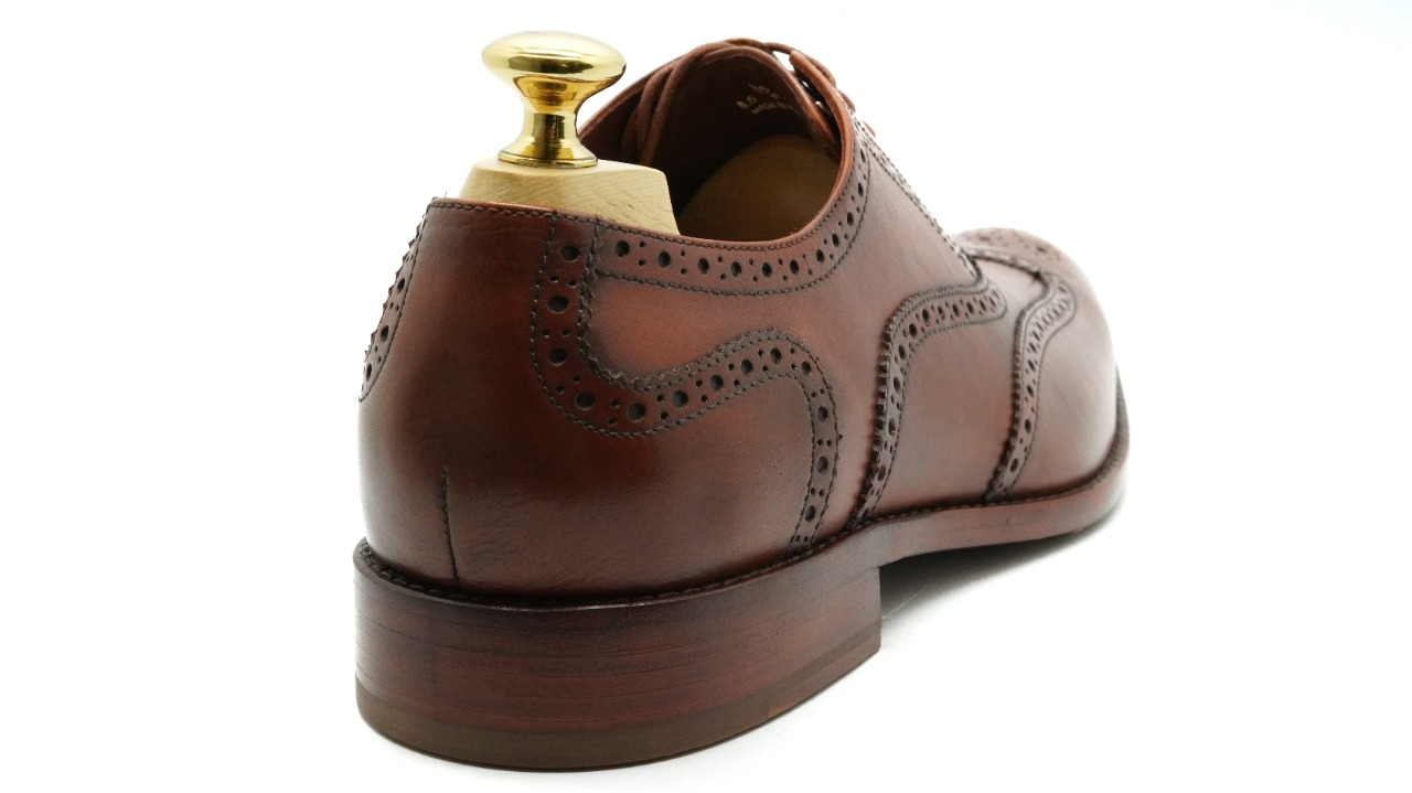 How H&S Customises Premium Leather Shoes For Our Customers